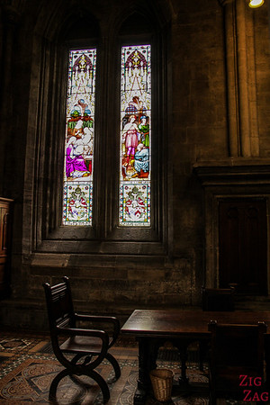 Sacristy St Mungo's Cathedral Glasgow Scotland 2