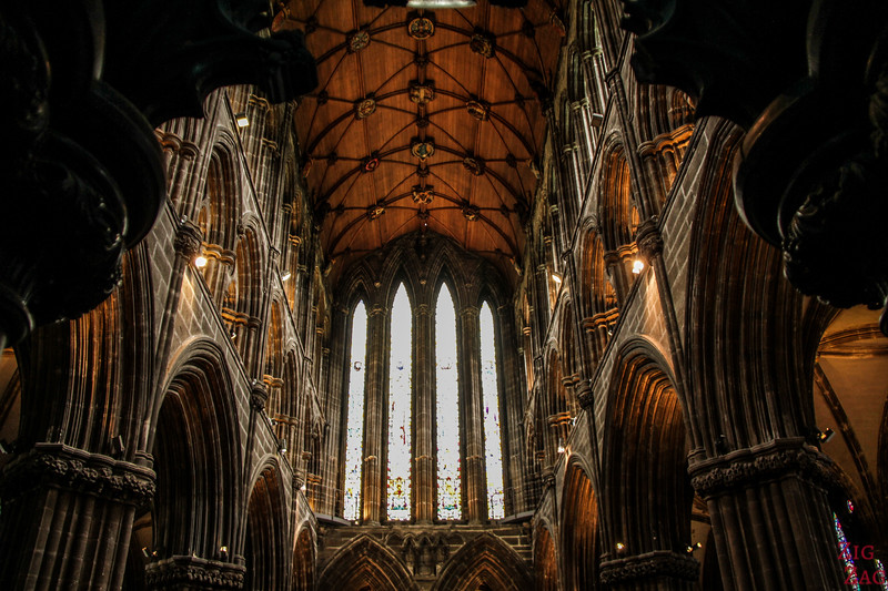 Scotland Pictures - St Magnus Cathedral