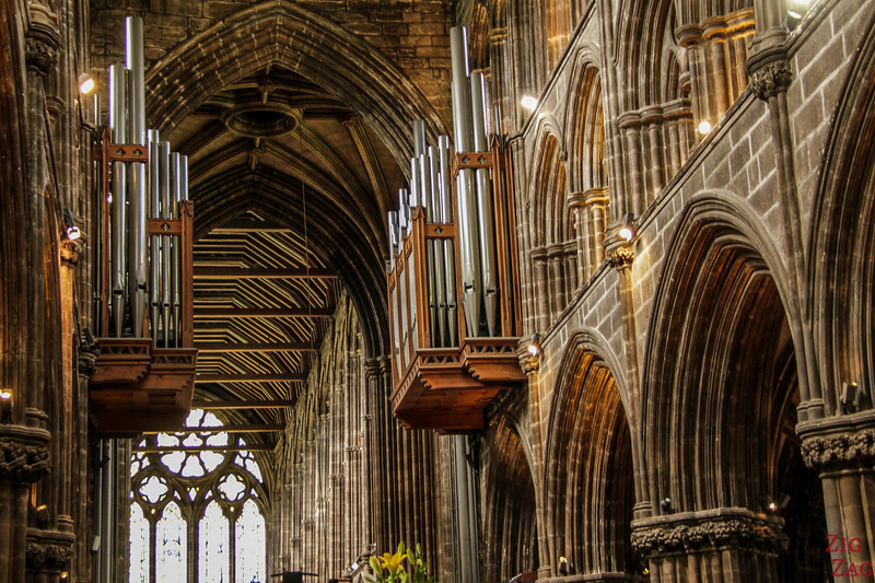 Glasgow Cathedral Organ 3
