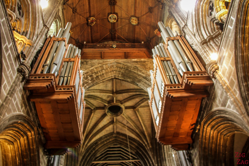 Glasgow Cathedral Organ 2