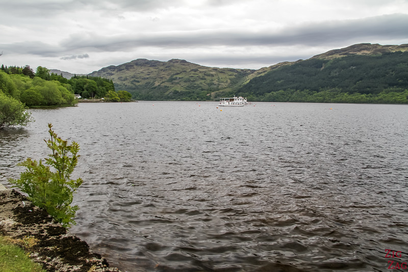 Best views of Loch Lomond Scotland - Tarbet 2