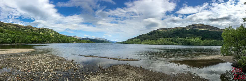 Loch Lomond Schottland - firkin point 3