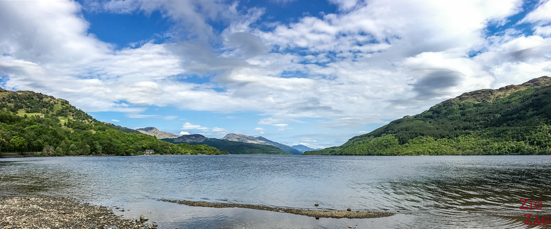 Famous lochs of Scotland - Loch Lomond
