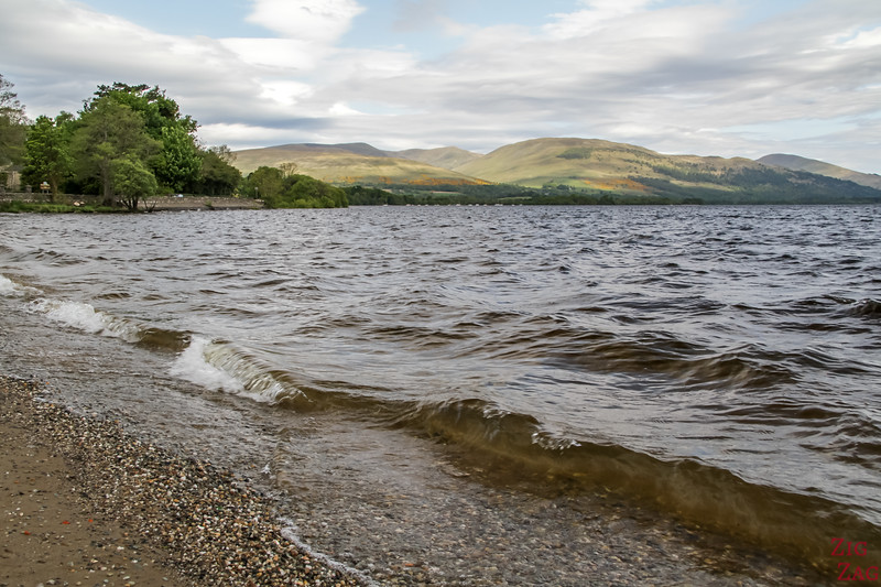 Worst Scotland Attractions - Loch Lomond