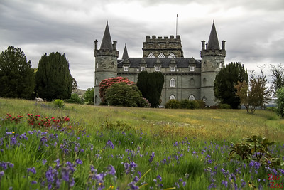 Scotland Itinerary 7 days 1 - Inveraray Castle
