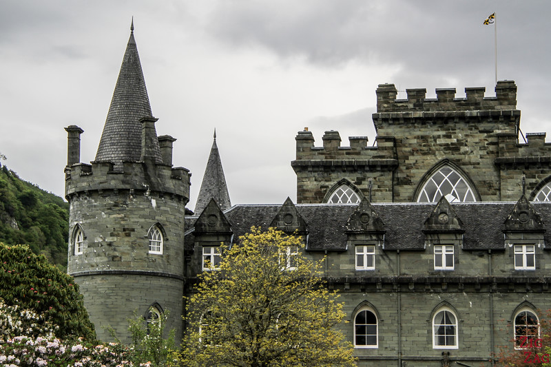 Gärten von Inveraray Castle 4 4
