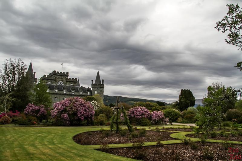 Gärten von Inveraray Castle 2