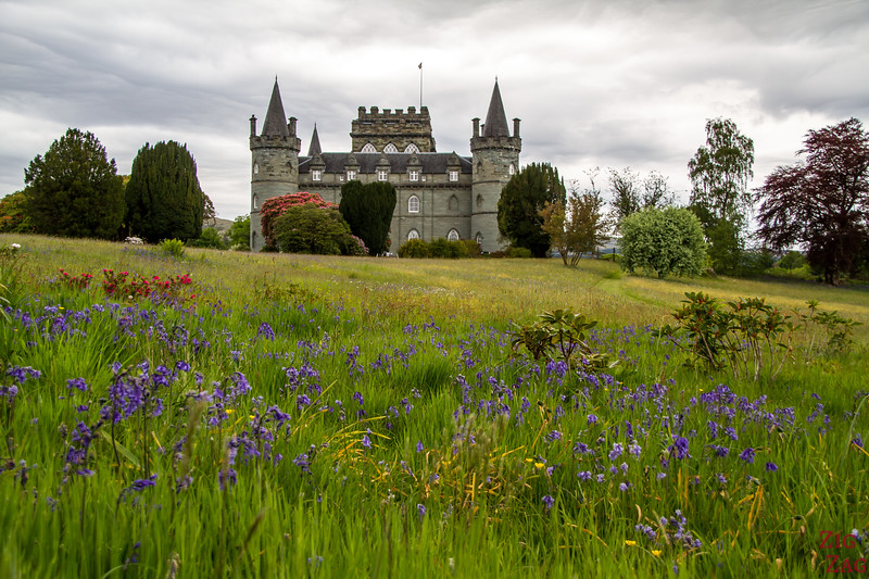 Scotland Photos - Inveraray Castle