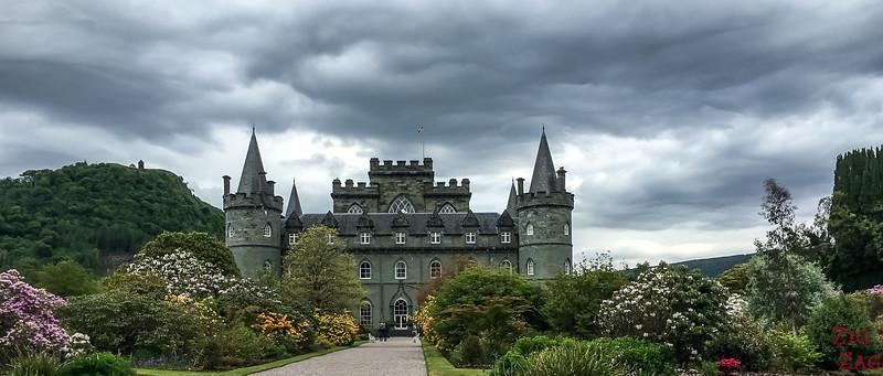 Gärten von Inveraray Castle 5
