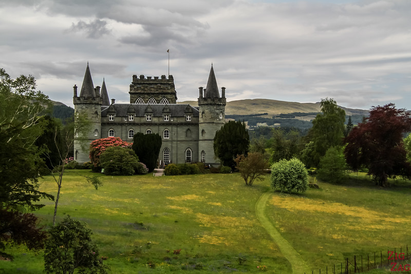Top Scottish Attractions - Inveraray Castle