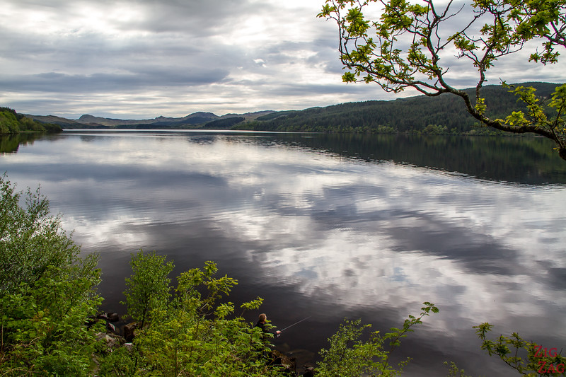 Photographing Scotland - Loch Awe