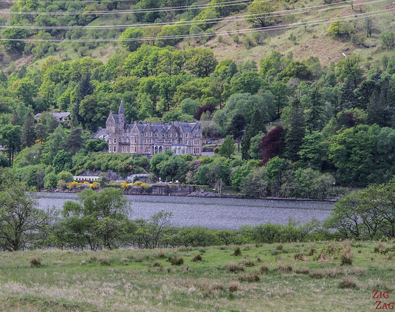 Loch Awe Accomodations