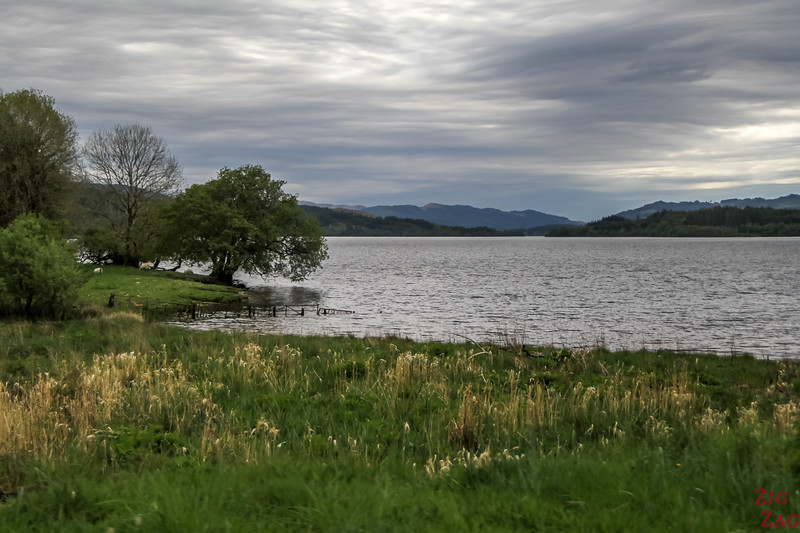 Loch Awe pictures 1