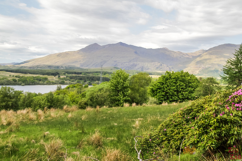 North Loch Awe Scotland 7
