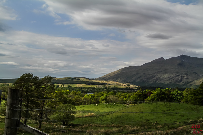 North Loch Awe Scotland 4