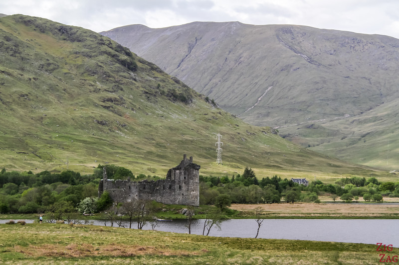 Kilchurn Castle Scotland 2