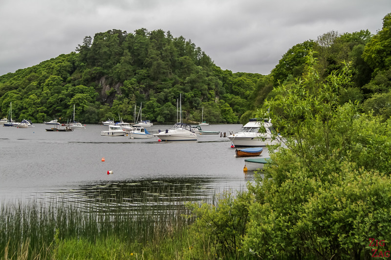 Best views of Loch Lomond Scotland - Balmaha 2