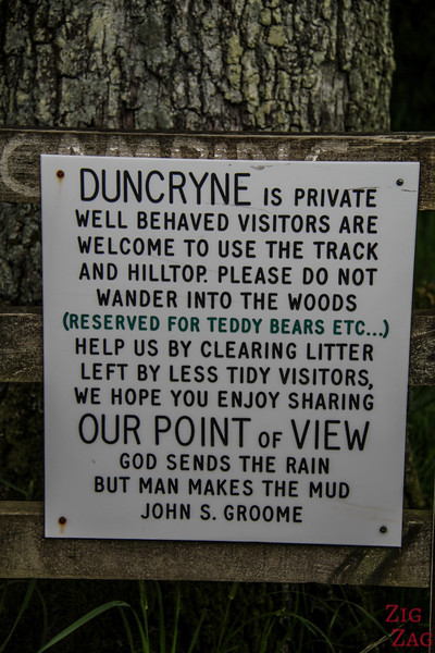 Best views of Loch Lomond Scotland - Duncryne walk 3