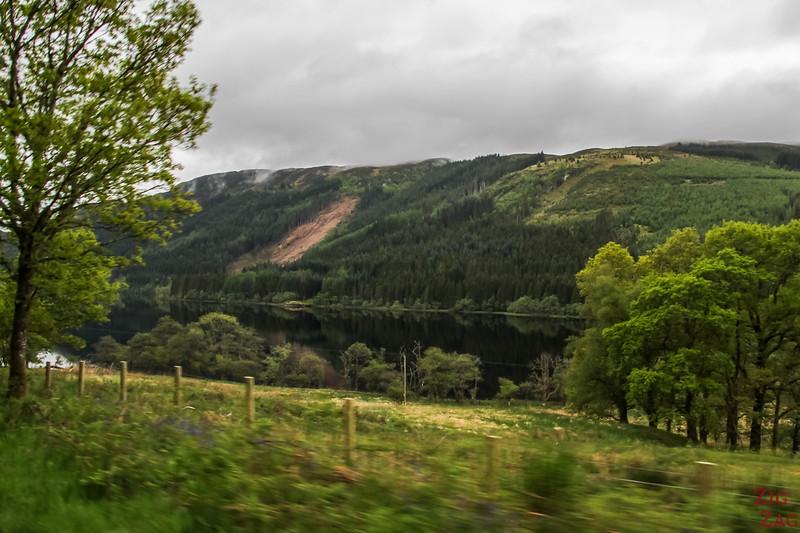 Loch Chon Scotland 8