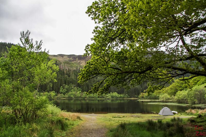 Loch Chon Scotland 1