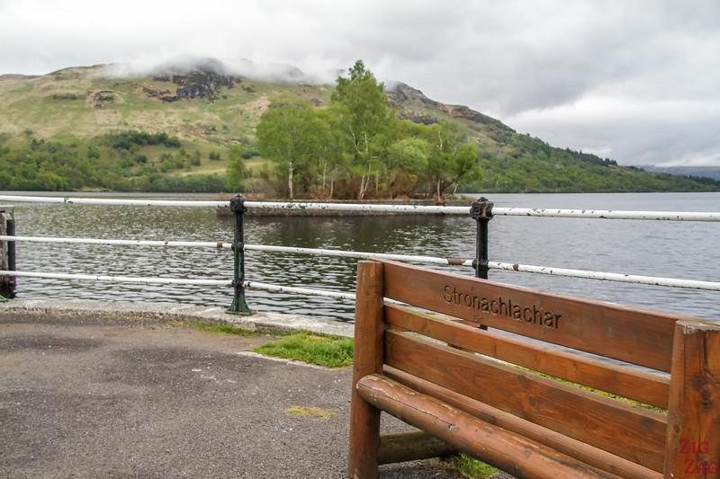Loch Katrine Stronachlachar Pier 4