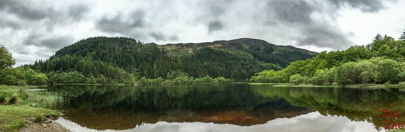 Loch Chon Scotland 2