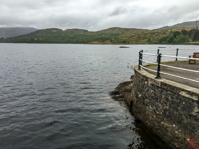 Loch Katrine Stronachlachar Pier 3
