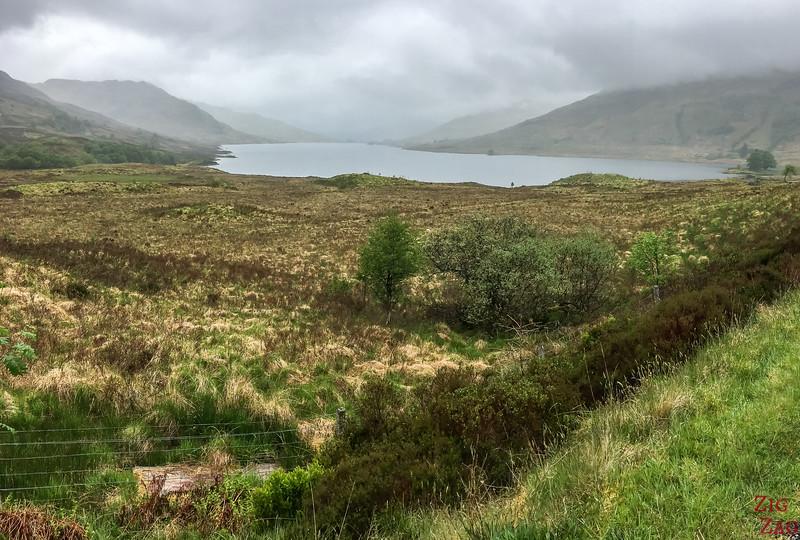 Loch Arklet Scotland 1