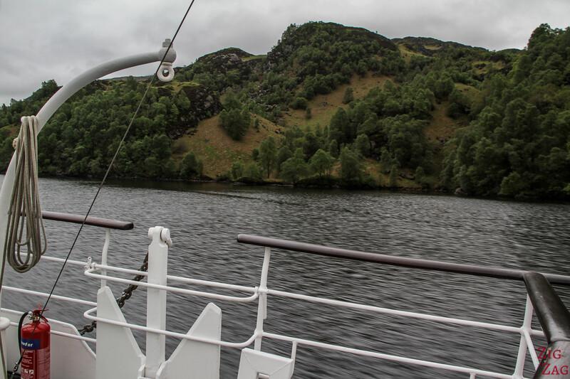 Loch Katrine Cruises 6