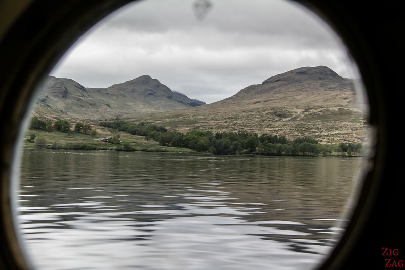 Loch Katrine Cruises 10