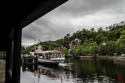 Scotland Itinerary 7 days 1 - Loch Katrine