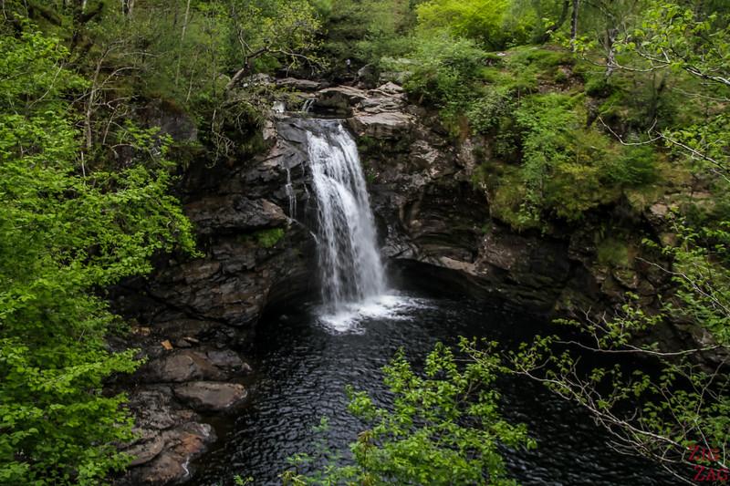 Falls of Falloch Scotland 8