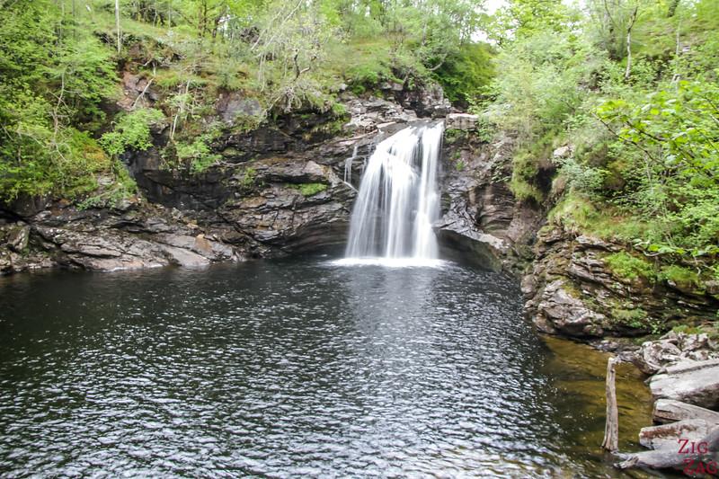 Falls of Falloch Scotland 4