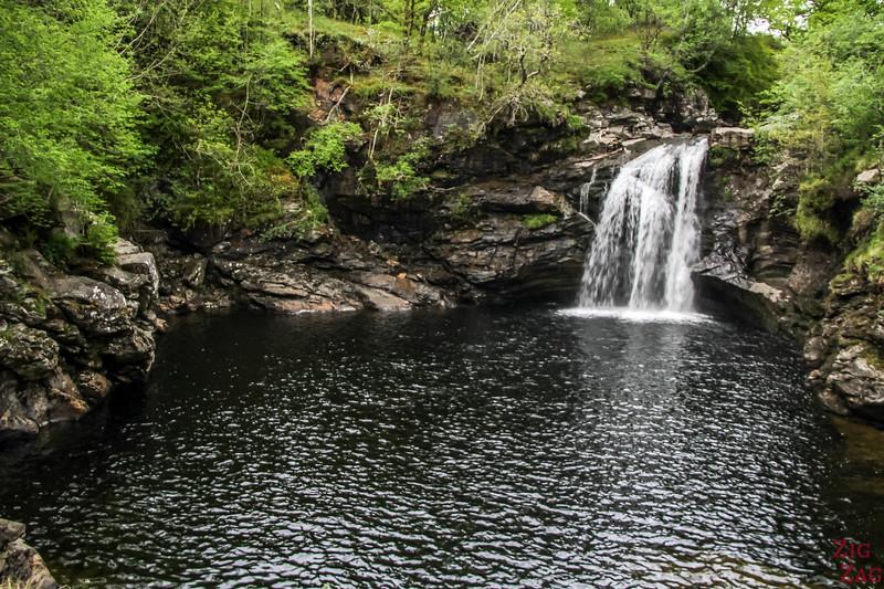 Falls of Falloch Scotland 5