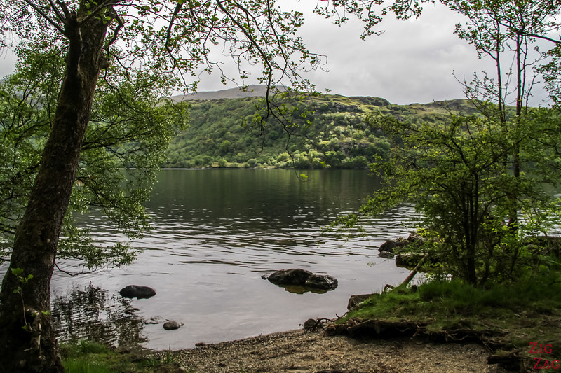 Best views of Loch Lomond Scotland - Inveruglas 7