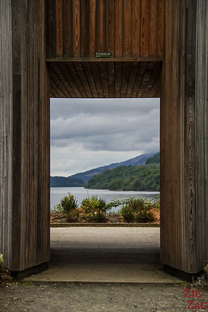 Best views of Loch Lomond Scotland - Inveruglas 5