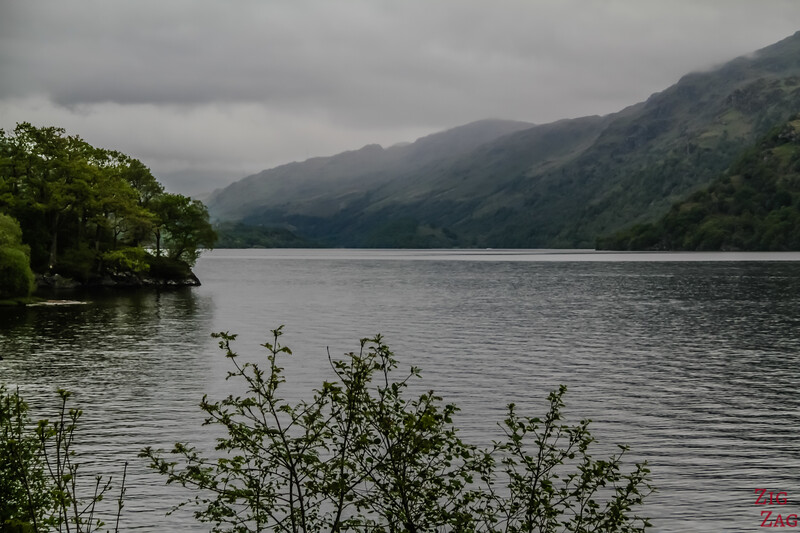 Best views of Loch Lomond Scotland - North 1