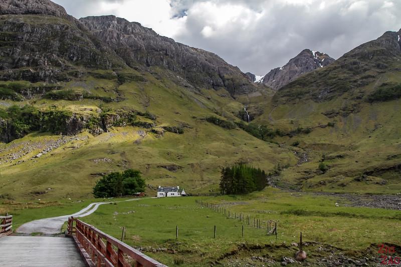 A82 Glen Coe Scotland - Loch Achtriochtan 1