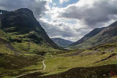 Scotland Itinerary 7 days 1 - Glen Coe