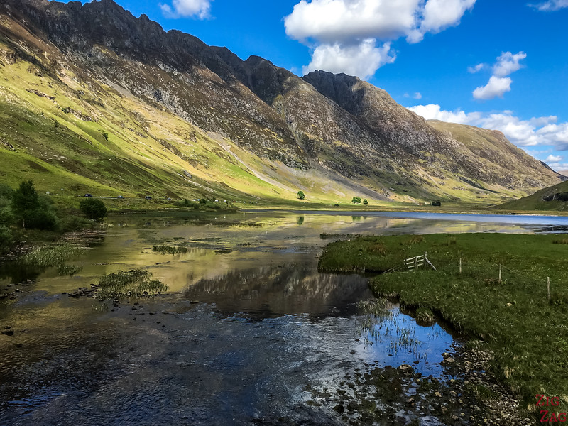 Best Lochs in Scotland - Loch Attriochtan