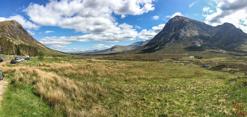 A82 Glen Coe Scotland - Etive Mor 4