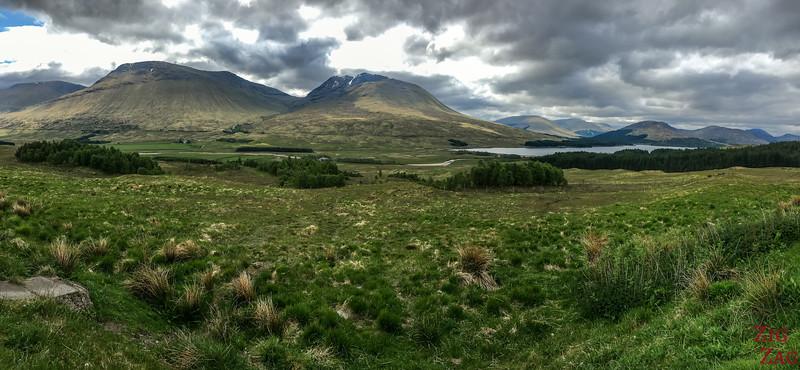 Glencoe Route - 1. Haltestelle - Loch Tulla Aussicht 1and - Loch Tulla 3