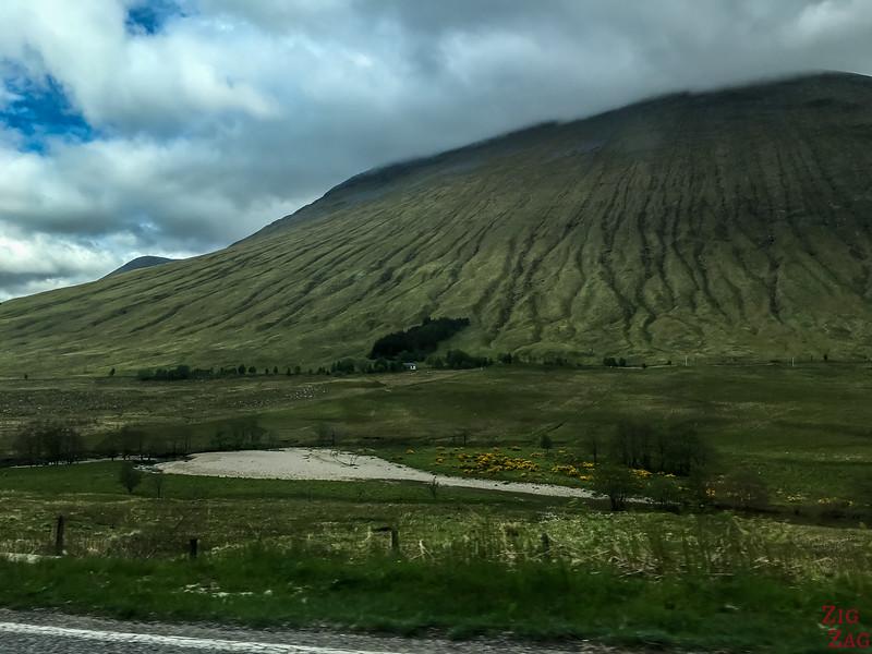 A82 Glen Coe Scotland - Ben Dorain 2