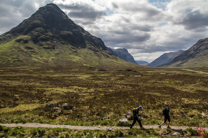 Top Scotland Attractions Glens - Glen Coe