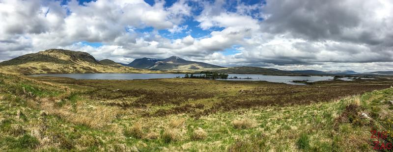 A82 GlenCoe Ecosse - Lochan na h-Achlaise 3