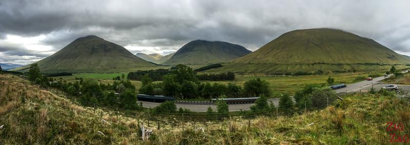 A82 Glen Coe Scotland - Ben Dorain 1