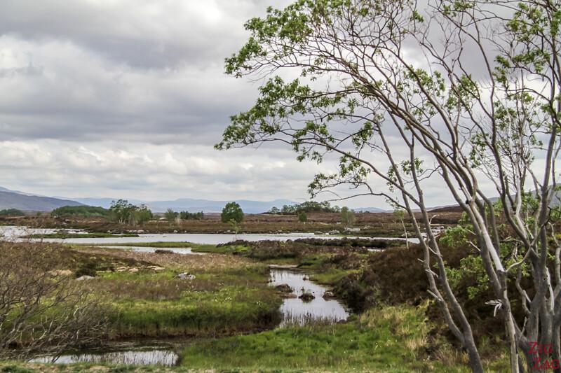 A82 GlenCoe Ecosse - Loch Ba 1