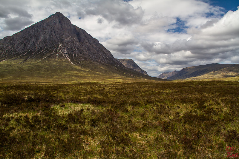 Buachaille Etive Mor - from the Glen Etive road 2