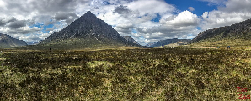 Buachaille Etive Mor - from the Glen Etive road 3