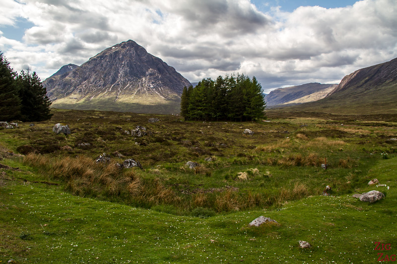 Buachaille Etive Mor - from the Kings House Hotel 5